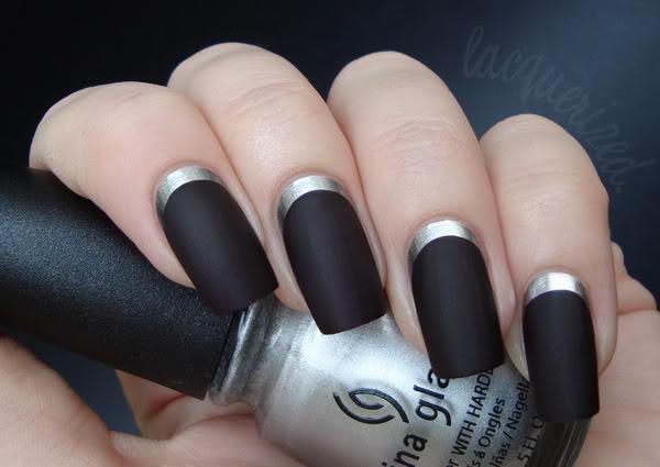 ManGlaze Ruffian manicure